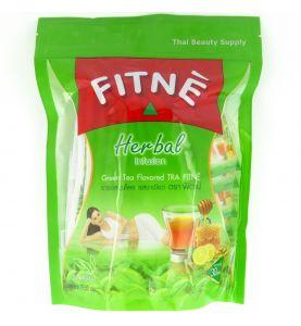 Fitne infusion au thé vert 8 sachets