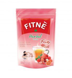 Fitne Tisane Minceur Fruitee au Litchi
