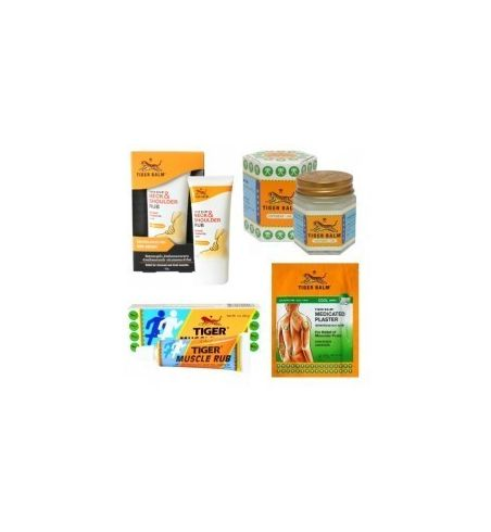 Tiger Balm 1 complete kit