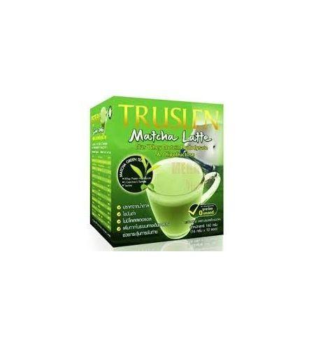 Matcha Latte Thé Vert TRUSLEN 3 en 1