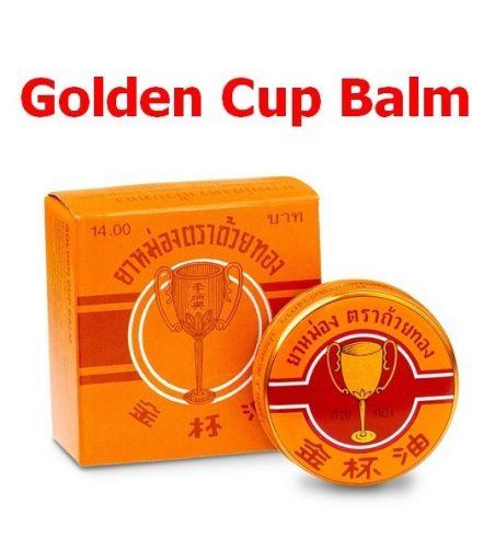 3 x Golden Cup Balm 4g