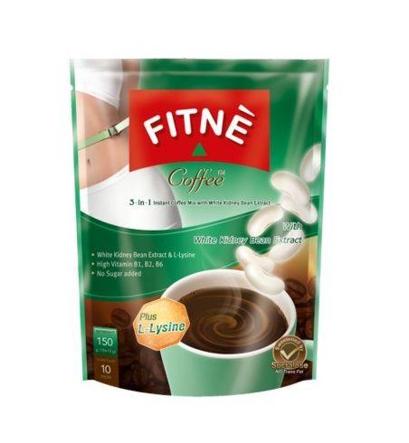FITNE Café aux Haricots Blancs (Collagène, L-lysine)