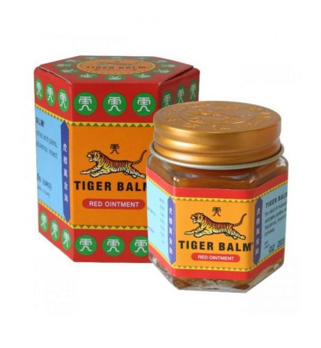 Red Tiger Balm From pot 30 gr