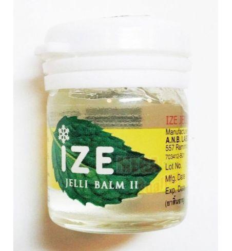 IZE GELLY BAUME THAILANDAIS (3 flacons de 8 g)