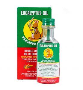 Huile D'eucalyptus (voies...