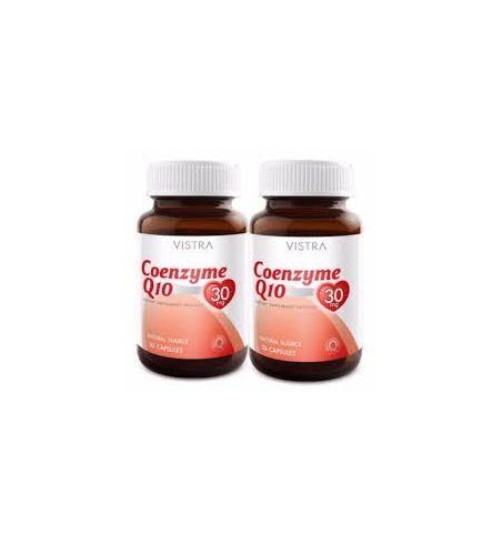 Coenzyme Q10 PAR 2 - VISTRA