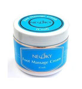 Newsky crème de massage des pieds