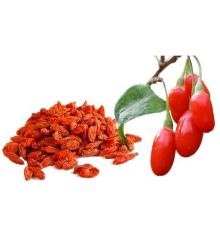 Goji dried berries in bags 300 gr