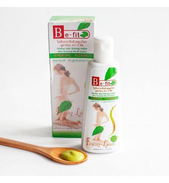BE-FIT lotion raffermissante pour le corps