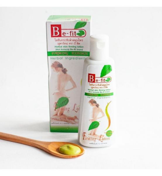 BE-FIT lotion raffermissante pour le corps