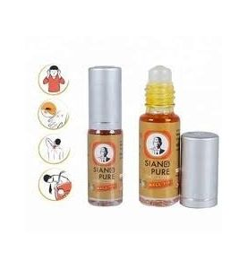 Huile pure Siang roll on ( inhalateur anti-étourdissement)