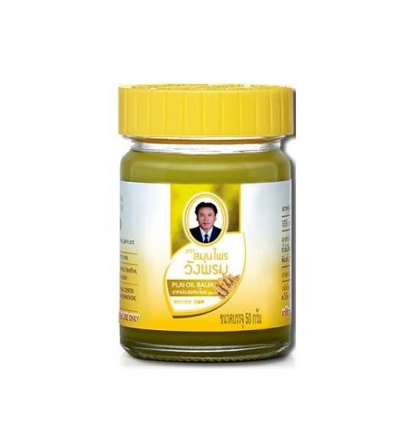 Wangphrom baume chaud aux herbes Thaies 50 g