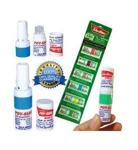 6 inhalateurs  Poy-Sian (bronchites - rhumes)