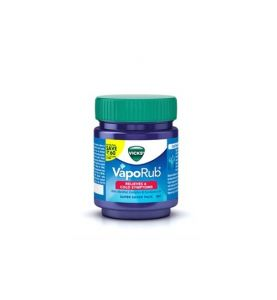 Vicks Vapo Rub (voies respiratoires)