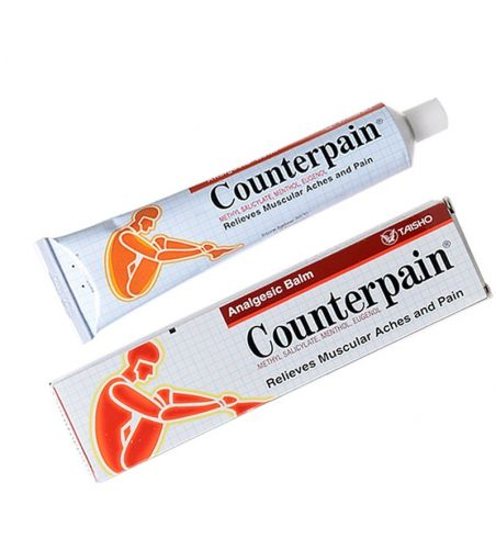 Counterpain Hot 60 g pommade antidouleur