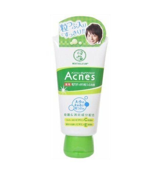 Menthanol acné ( nettoyage peau acnéique)