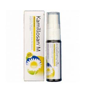 Kamillosan M vaporisateur buccal 15 ml