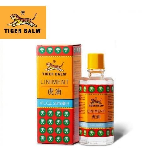 From Tiger Balm Massage Oil