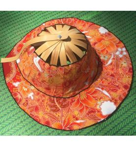 Chapeau Chinois pliable